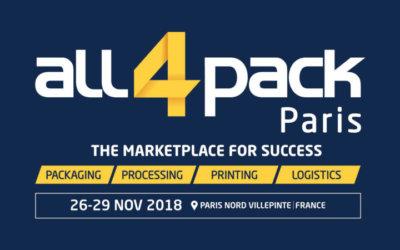 All4Pack 2018-Paris